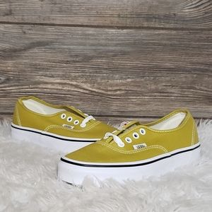 New Vans Authentic Cress Green Sneakers